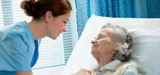 Trattamento delle piaghe da decubito negli anziani