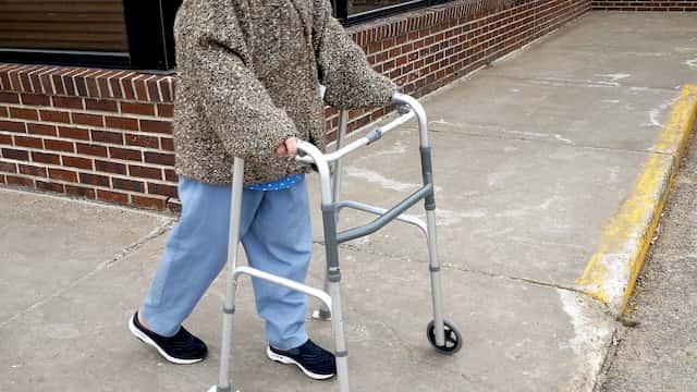 I migliori camminatori per gli anziani